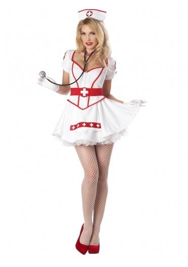 Faschingskostüm Damen Krankenschwester