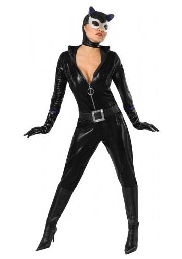 Karnevalskostüm Damen Catwoman