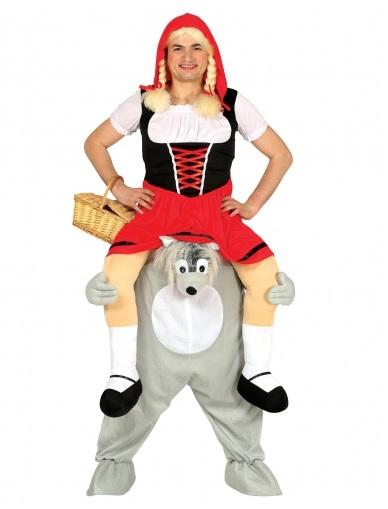 rotkäppchen kostüm für damen kinder  herren günstig kaufen