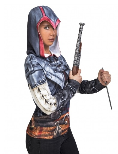 Assassins Creed Kostüm Damen Frauen