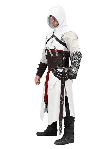 Assassins Creed Kostüm Herren Männer Erwachsene Altair
