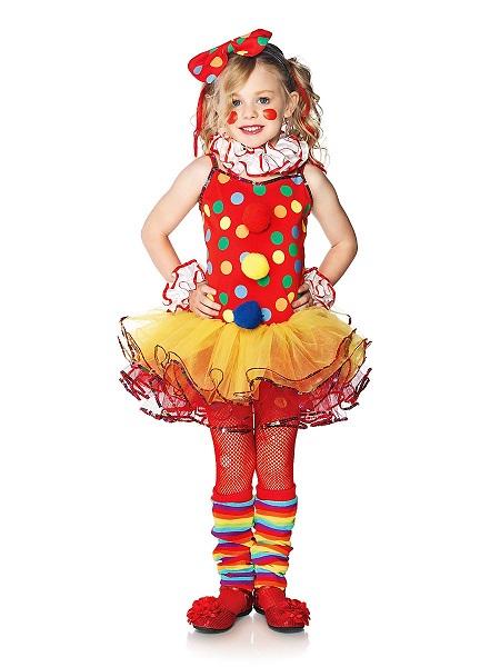 6a617f0ddb145 Clown Kostüm für Damen, Kinder & Herren günstig kaufen