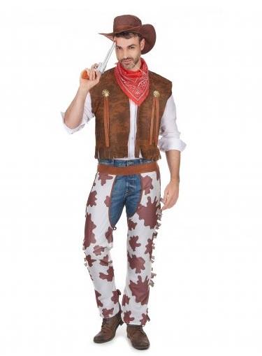Cowboy Kostüm Herren