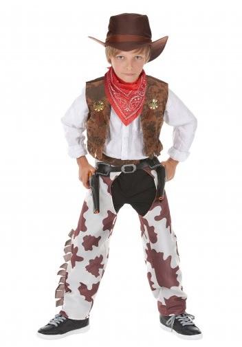 Cowboy Kostüm Jungen Kinder