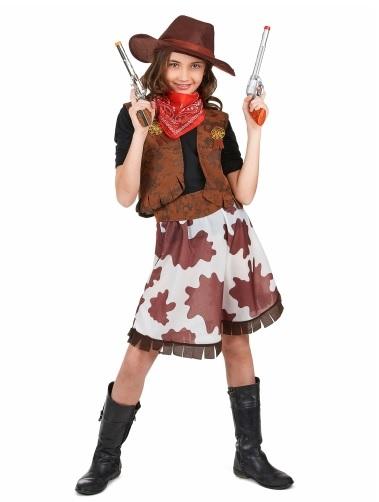Cowgirl Kostüm Kinder Mädchen