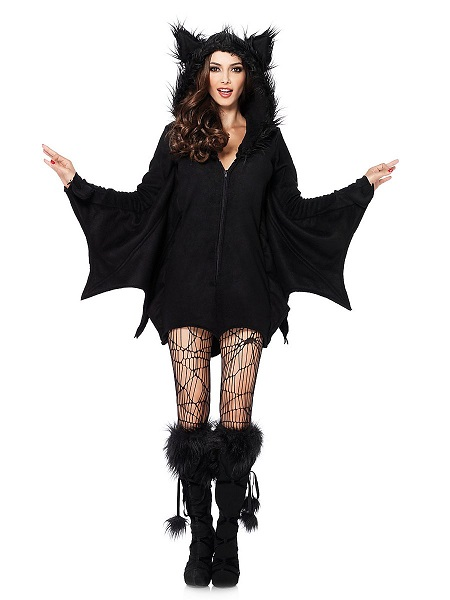 Fledermaus Kostüm Damen