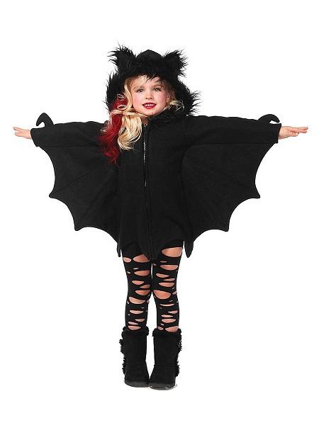 Fledermaus Kostüm Kinder Mädchen