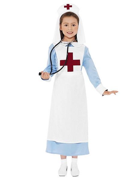 Krankenschwester Kostüm Kinder Mädchen