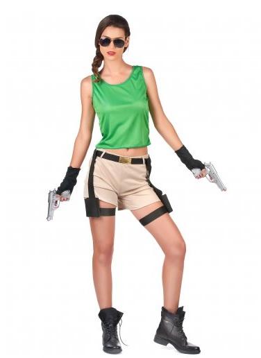 Lara Croft Tomb Raider Kostüm Damen