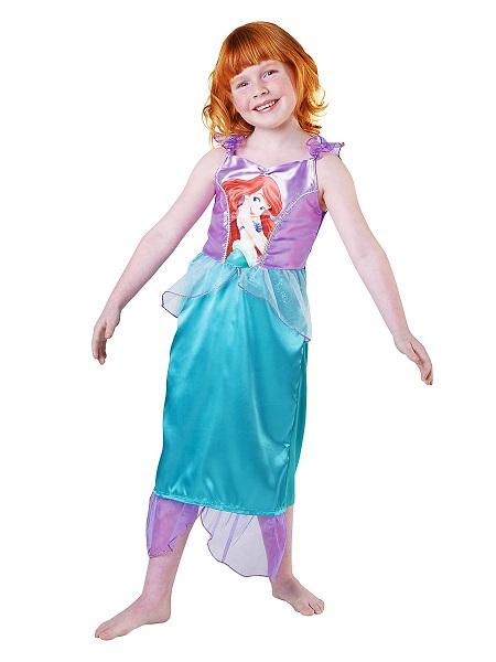 Meerjungfrau Kostüm Kinder Mädchen Arielle