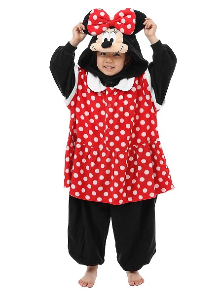 Mickey Minnie Mouse Kostum Fur Damen Herren Kinder
