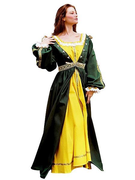 Mittelalter Kostüm Damen Prinzessin