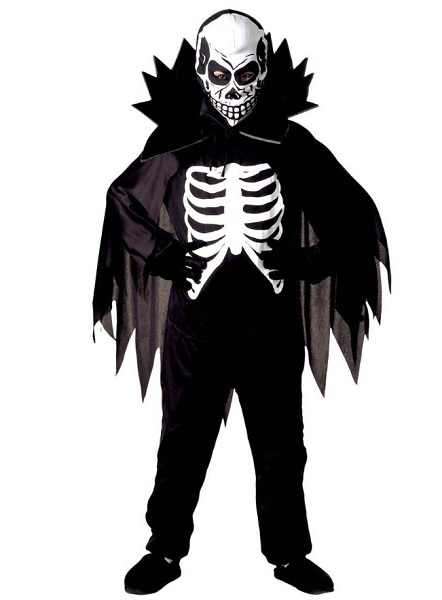 Skelett Kostüm Kinder Jungen
