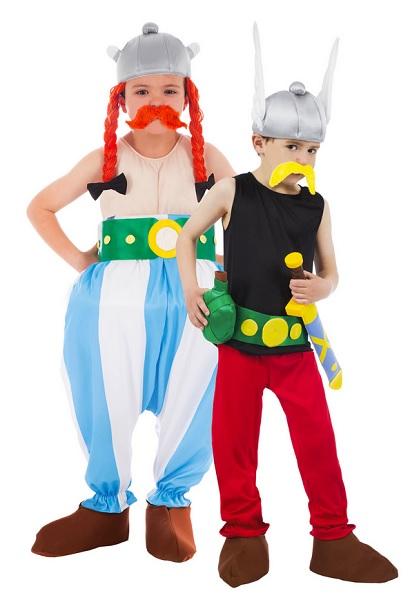 Asterix und Obelix Kostüm Kinder