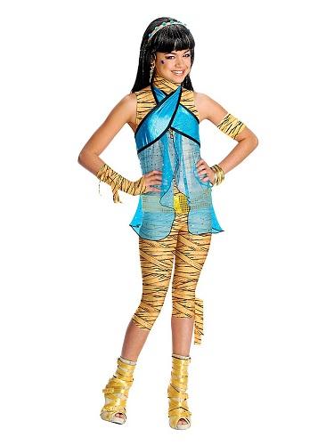 Monster High Kostueme Naehen.Monster High Kostume Fur Kinder Erwachsene Gunstig Kaufen