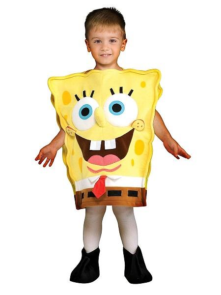 Spongebob Kostüm Kinder Jungen