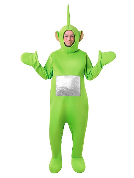 Teletubbies Kostüm Dipsy grün