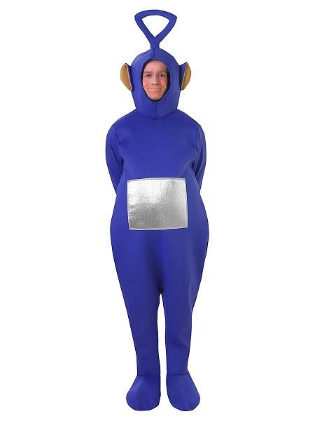 Teletubbies Kostüm Tinky Winky blau