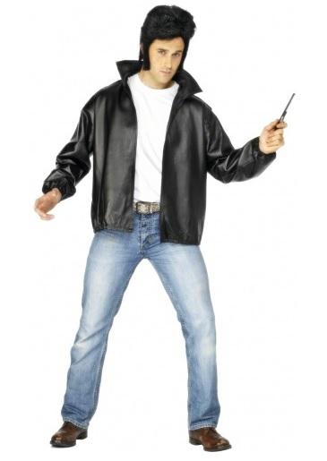 50er Jahre Rockabilly Grease Kostüm Herren Männer Erwachsene
