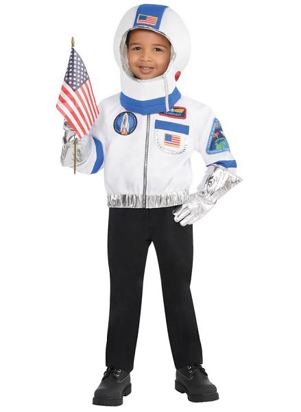 Astronauten Kostüm Kinder Jungen Mädchen