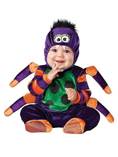 Baby Kostüm Kinder Kleinkinder Spinne