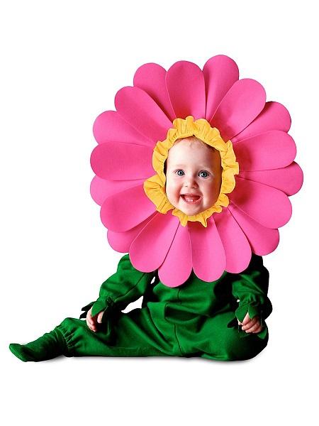 Baby Kostüm Kleinkind Kinder Blume