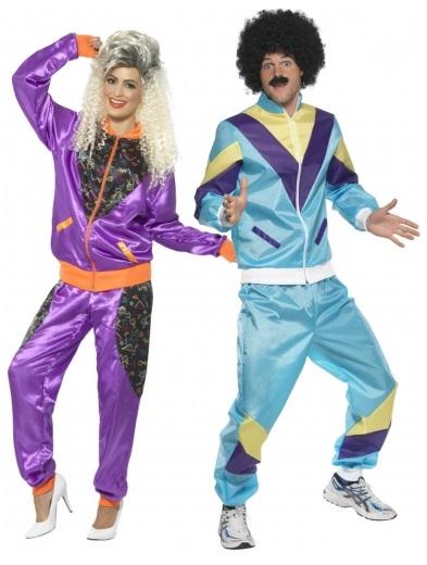 Bad Taste 80er Jahre Mottoparty Ideen Assi Kostüm