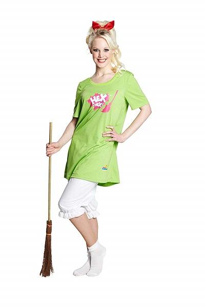 Bibi Blocksberg Kostüm Damen Frauen Erwachsene