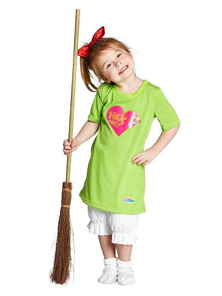 Bibi Blocksberg Kostüm Kinder Mädchen
