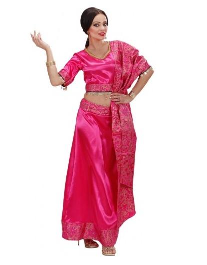 Bollywood Kostüm Damen Frauen Erwachsene