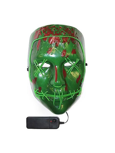 Halloween Horror Maske Purge Maske