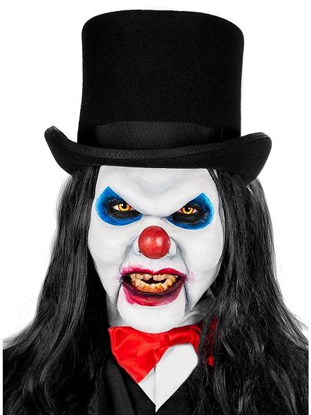 Horror Clown Maske Killer Clown Maske