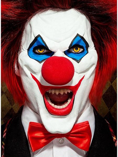 Killer Clown Maske Horror Clown Maske