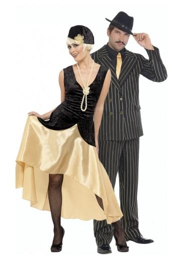 Mottoparty Ideen 20er Jahre Kostüm Charleston