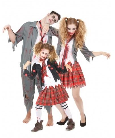 Mottoparty Ideen Halloween Kostüm