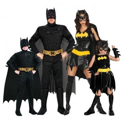Mottoparty Ideen Superhelden Kostüm