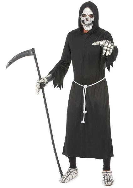 Sensenmann Kostüm erwachsene Herren Männer