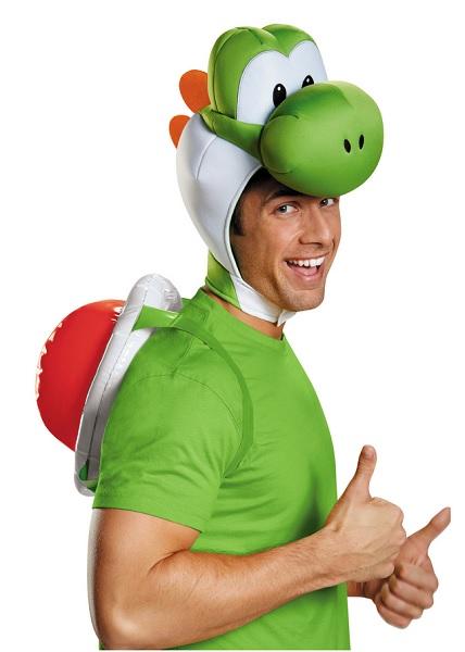 Yoshi Kostüm Erwachsene Damen Herren