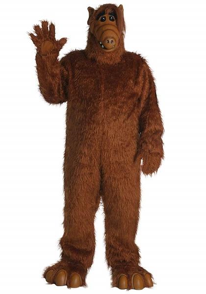 Alf Kostüm Damen Herren Erwachsene