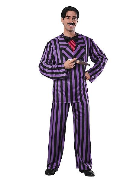 Gomez Addams Family Kostüm Herren Männer Erwachsene