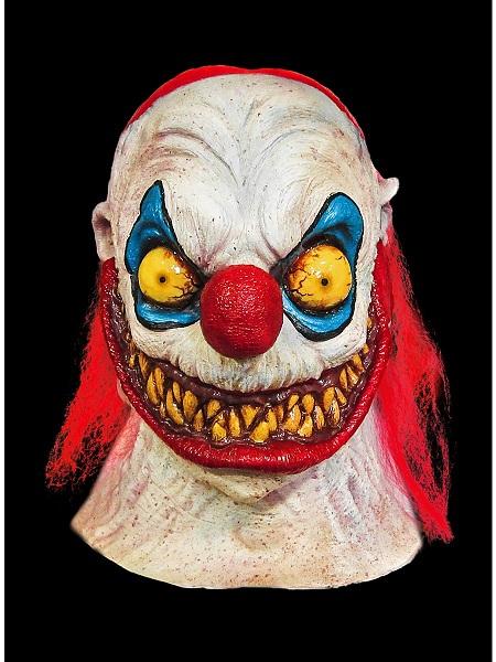 Horrorclown Maske Halloween Horror Maske