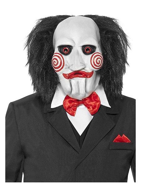 Saw Maske Jigsaw Maske Halloween Horror Maske