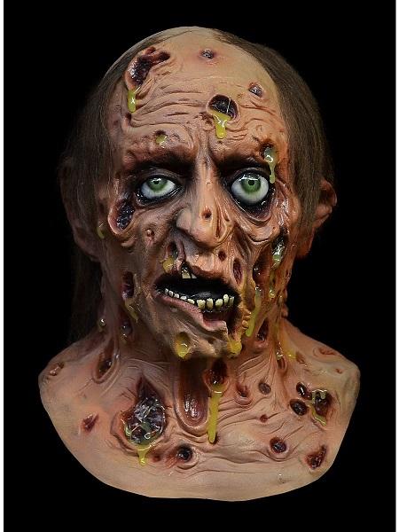 Zombie Maske Halloween Horror Maske