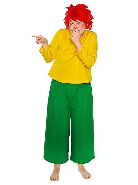 Pumuckl Kostüm Damen Frauen Erwachsene